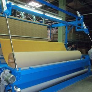 Przewijarka do dywanów i sztucznej trawy